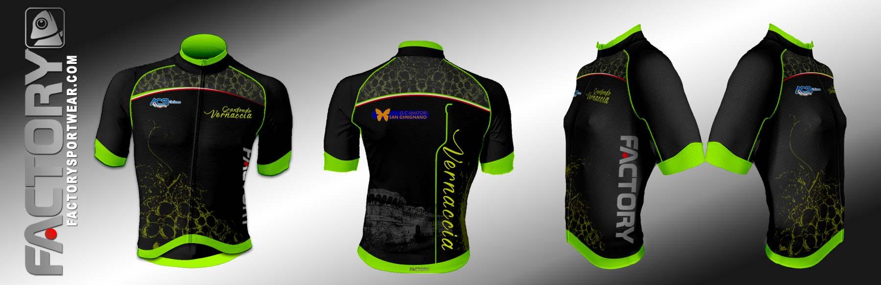 Factory sport wear Mocaco15 granfondo della vernaccia2 acquisto online