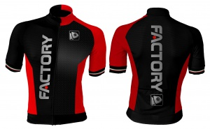 factory sport wear maglia ciclismo cycling short sleeve jersey wear cadillac