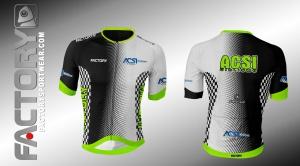 Maglia Sanremo Divisa estiva ciclismo Factory Sport Wear Genova Italia