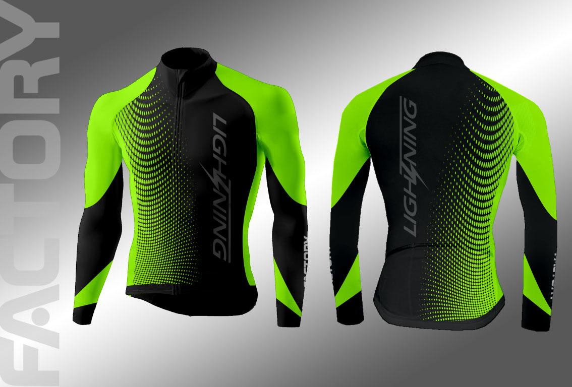Factory Sport Wear Genova – Maglie Invernali per il Ciclismo