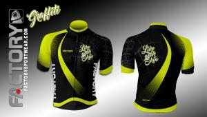 monaco15 modello graffiti factory sport wear abbigliamento ciclismo italia liguria