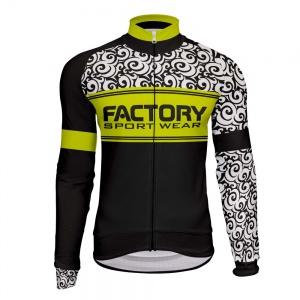 factory-sport-wear-abbigliamento-maglia-manica-lunga-da-ciclismo-bf1-bianco-nero-e-fluo-long-sleeve-jersey-bf1-black-and-white-fluo