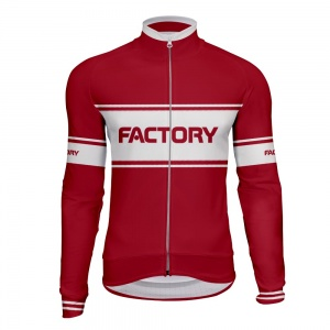 factory-sport-wear-abbigliamento-maglia-manica-lunga-da-ciclismo-vintage-bianco-rosso-long-sleeve-jersey-old-school-red-and-white